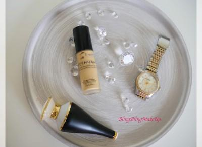 Bling Bling MakeUp: 10 HR wear perfection foundation - Sephora
