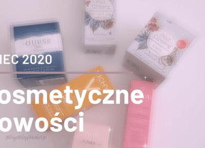 Bling Bling MakeUp: Kosmetyczne Lipcowe Nowości