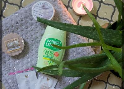 Bling Bling MakeUp: Instituto Espanol — Aloesowy żel do mycia ciała