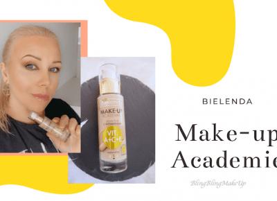 Bling Bling MakeUp: Bielenda, podkład Make-up Academie, czy jest zaiskrzyło?