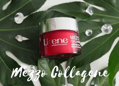 Bling Bling MakeUp: Lirene — Mezzo Collagene, krem na dzień 50+
