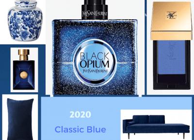 Bling Bling MakeUp: Classic Blue, makijaż w kolorze roku 2020!