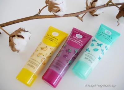 Bling Bling MakeUp: Nowe maseczki marki własnej Sephora