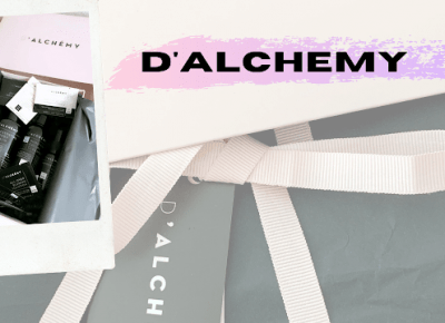 Bling Bling MakeUp: D'Alchemy — kosmetyki innego wymiaru?