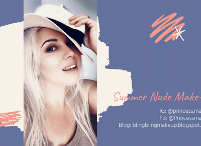 Bling Bling MakeUp: ☼☼☼ Lato w kolorze nude! ☼☼☼