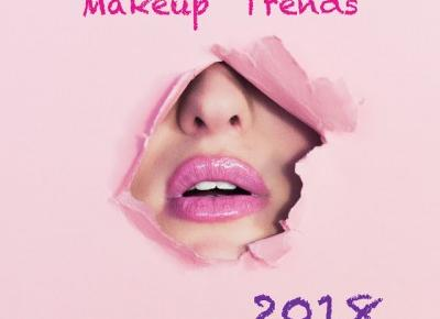 Bling Bling MakeUp: Trendy w makijażu na rok 2018 - dużo zdjęć!