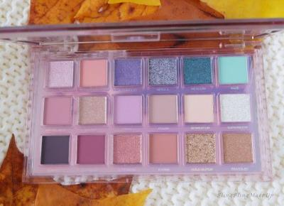 Bling Bling MakeUp: Makijażowy Kwadrans — dzienniak w fiolecie z Mercury Retrograde