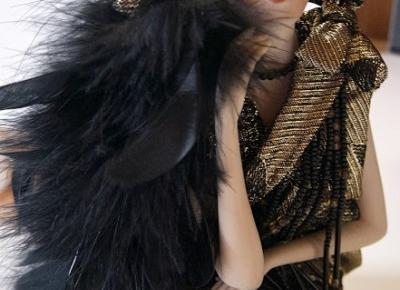 Bling Bling MakeUp: Makijaż inspirowany latami '20
