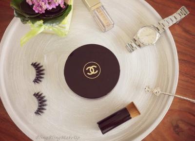 Bling Bling MakeUp: Soleil Tan De Chanel, pierwsze wrażenie