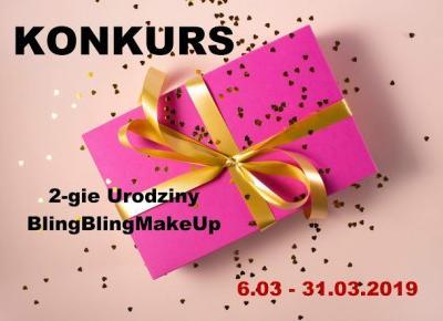 Bling Bling MakeUp: Paczka niespodzianka i ogłoszenie zwycięzcy!