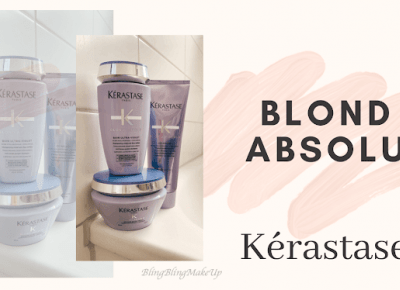 Bling Bling MakeUp: Blond Absolu — Kérastase