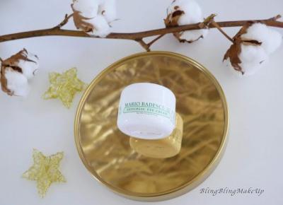 Bling Bling MakeUp: Glycolic Eye Cream — Mario Badescu