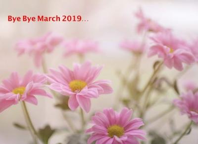 Bling Bling MakeUp: Inspiracje Marca 2019