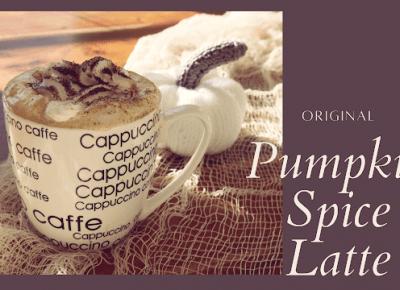 Bling Bling MakeUp: Pumpkin Spice Latte — przepis oryginalny