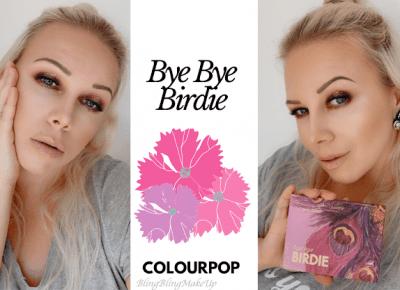 Bling Bling MakeUp: Bye Bye Birdie + Bonus