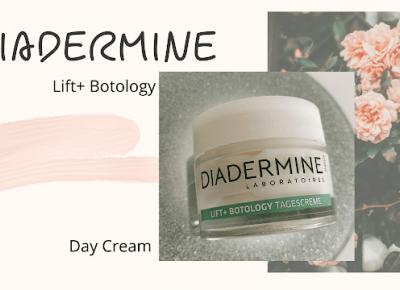 Bling Bling MakeUp: Diadermine - krem na dzień