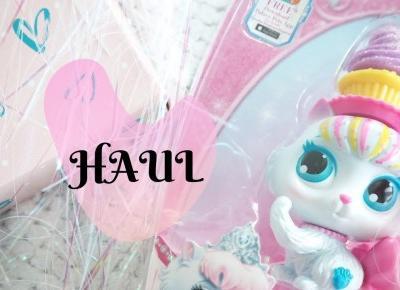LPS: Dziewczęcy Haul | Palace Pets, Barbie x Sephora, P.S Wciąż Cię Kocham ...