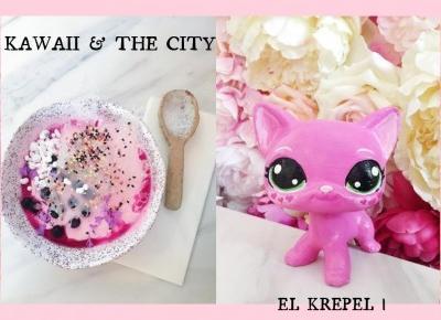 Wizyta w El Krepel | Warszawa | Kawaii & The City 🌸✨🍰