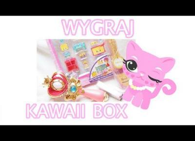 wygraj KAWAII BOX za 240 złotych