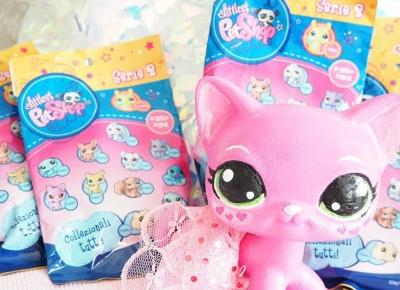 Otwieram 5 Saszetek Littlest Pet Shop G2 💗