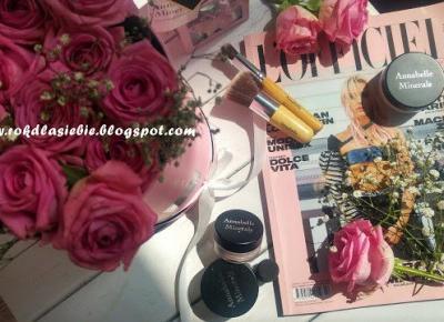 Rok Dla Siebie: pudry, róże - pudrowy świat z Annabelle Minerals