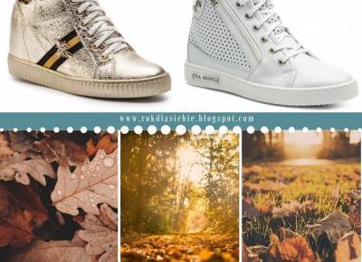Przegląd letnio-jesiennych sneakersów