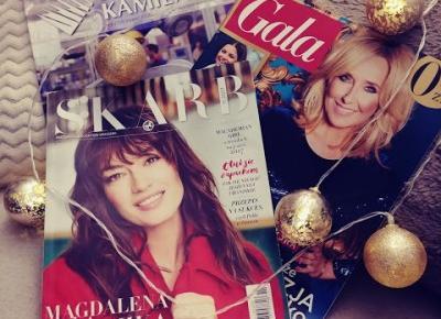 Rok Dla Siebie: czasopisma, czyli dlaczego warto czytać, a nie tylko oglądać