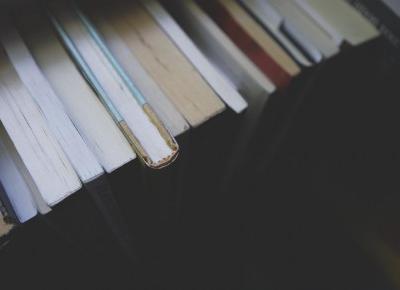 Oceniam książki po okładce #3 - Zuzanny Nowak TOP 9 - Pourri | Kultura niepopularna