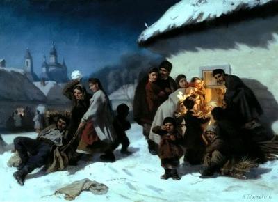 Skąd się wzięły Święta Bożego Narodzenia? - Pourri