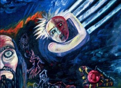 Świat widziany pędzlem seryjnych morderców - Pourri | Kultura niepopularna | Sztuka, Muzyka, Film, Fotografia, Literatura, Historia, Wszechświat