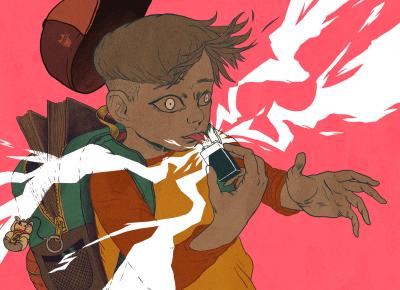 KLAWY PLAKAT #5 | Damian