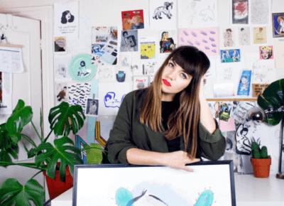KLAWY PLAKAT #7 | MARCELINA AMELIA