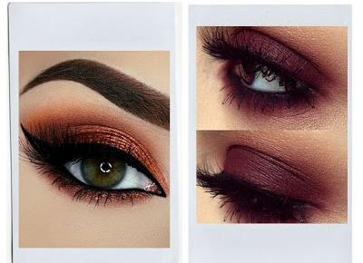 Milena: Autumn Make up