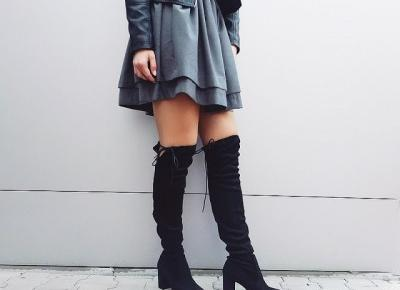 Milena: Over The Knee Boots