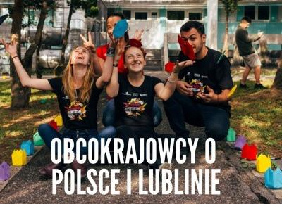 Obcokrajowcy o Polsce- Foreigners About Poland NAPISY PL