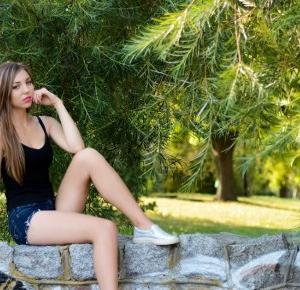 Ostatnia sesja tego lata | Milena