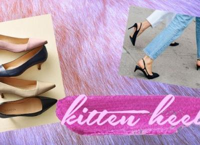 Milena: Kitten heels: Hit czy Kit?