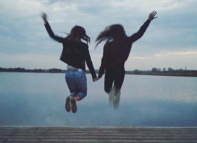 Milena: Boyfriend Jeans&Ramones