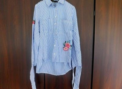 Milena: Trend: Koszula we wzory