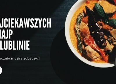 5 najciekawszych knajp w Lublinie ☚ Culturiosity