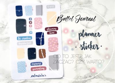 Bullet Journal -co to jest, gdzie kupić, czy warto? -