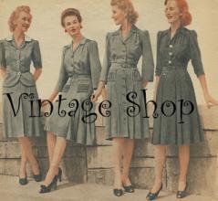 Vintage Shop, czyli prawdziwe modowe perełki! - Puszczykowsky Blog.