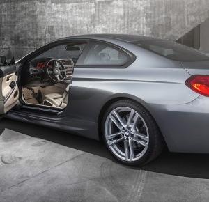 BMW 640i Coupe M Sport - nasza sesja