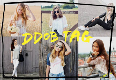 #DDOB TAG - Patrycja Cieślak