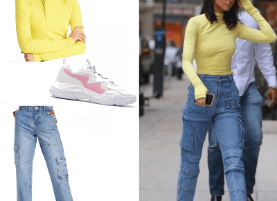 COPY OUTFIT KENDALL JENNER