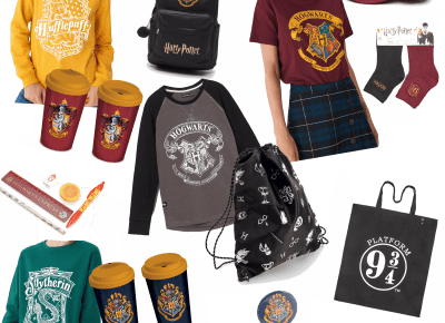 BACK TO SCHOOL WITH HARRY POTTER