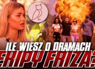 DRAMY EKIPY FRIZA