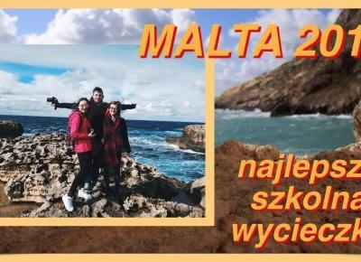 Ferie zimowe na Malcie!☀️🌴🌊