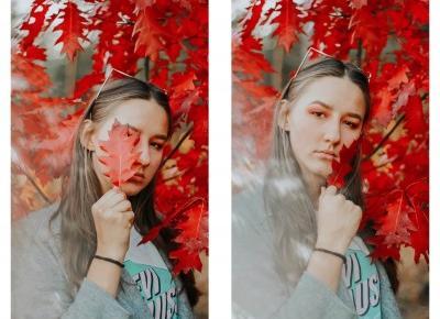 Przytłaczająca jesień. - Ania Rajek Blog