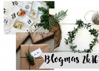 Ania Blog: CHRISTMAS INSPIRATIONS. | BLOGMAS 2K16